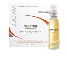 Neoptide 3flaconi 30ml Ducray Trattamento Anticaduta Capelli
