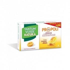 Tantum Verde Natura Pastiglie Limone & miele