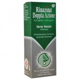 Rinazina Doppia Az*10ml5mg+6mg