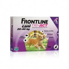 Frontline Tri-act*3pip 4ml 20-40kg