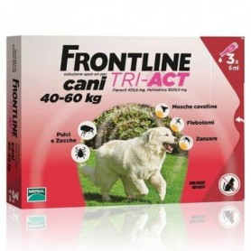 Frontline Tri-act*3pip 6ml Cani 40-60kg
