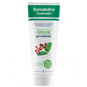 Somatoline Cosmetic Snellente Natural Gel 250ml