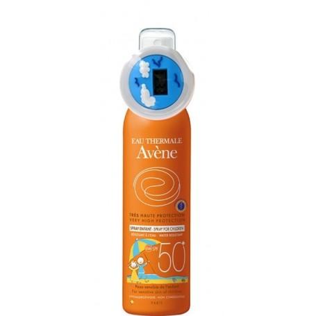 Avene Solari Kit Spray Bambini Protezione Solare 50+ OROLOGIO OMAGGIO