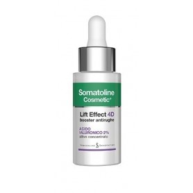 Somatoline C Lift Effect 4D Booster 30ml lift effect antirughe