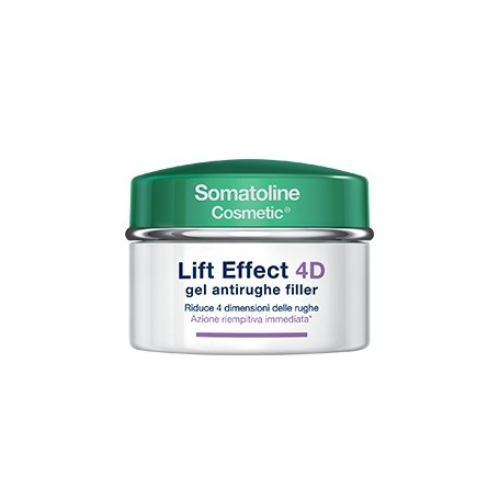 Somatoline C Lift Effect 4d Filler Gel 50ml crema antirughe