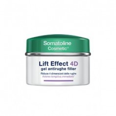 Somatoline C Lift Effect 4d Filler Gel 50ml crema antirughe