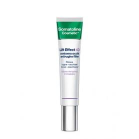 Somatoline Cosmetic Viso 4d Filler Contorno Occhi antirughe