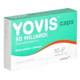 Yovis Caps 10 capsule Alfasigma