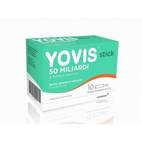 Yovis Stick 10 buste Alfasigma