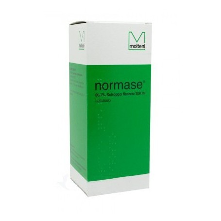 Normase Sciroppo 200ml 66,7%