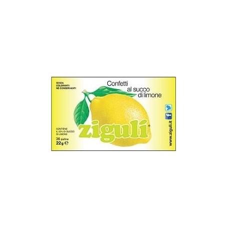Ziguli Limone 36 palline 22g Falqui