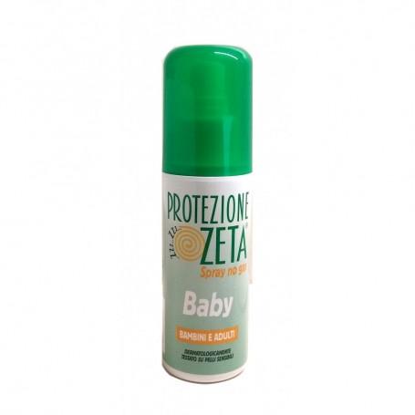 Protezione Zeta Bambini Naturale Spray Antizanzare 100ml