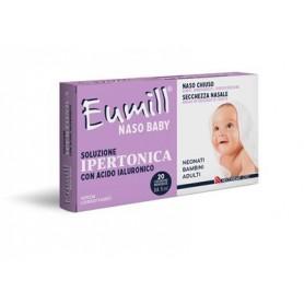 Eumill Naso Baby Soluzione Ipertonica 20 flaconcini