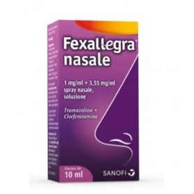 Fexallegra Nasale spray 10ml Sanofi ex Rinogutt