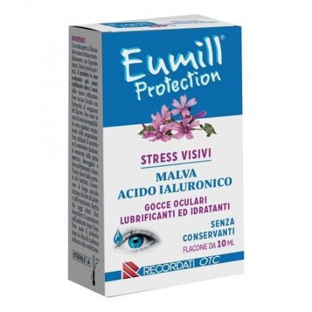 Eumill Protection Fiale 10ml Recordati