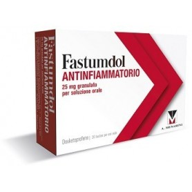 Fastumdol Antinfiammatorio 20 buste 25mg Menarini