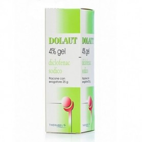 Dolaut gel Spray 25g 4% Therabel Gienne Pharma