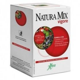 Aboca Natura Mix Vigore 20 buste orosolubili
