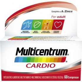 Multicentrum Cardio 60 compresse Pfizer