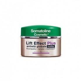 Somatoline Cosmetic Viso Lift Effect Plus Notte 50ml