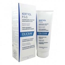 Kertyol Pso Shampoo 125ml Ducray Forfora con squame a placche