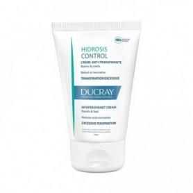 Ducray Hidrosis Control Crema Mani Piedi 50ml Antitraspirante Ipersudorazione