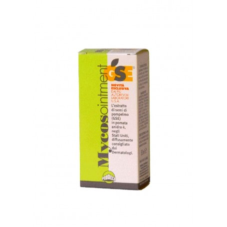 Gse Mycos Ointment Tubo 30ml crema antimicotica
