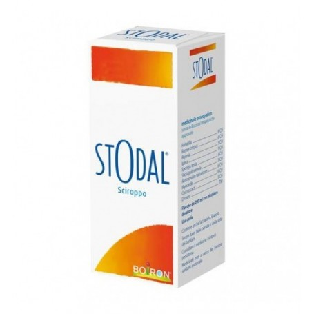 Boiron Stodal Sciroppo 200ml Tosse Secca Omeopatia