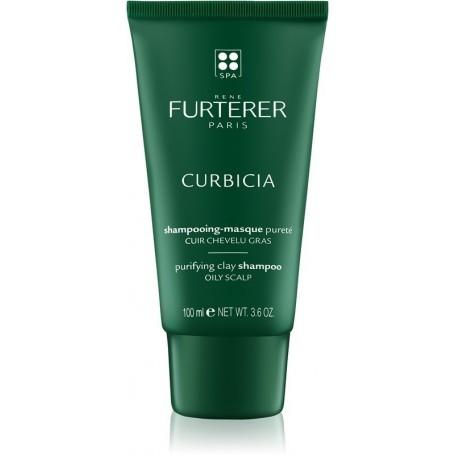 Rene Furterer Curbicia Shampoo Maschera 100ml