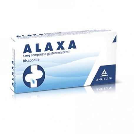 Alaxa 20 compresse Gastroresistenti 5mg Angelini