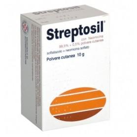 Streptosil Neomicina polvere 10g