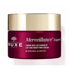 Nuxe Merveillance Expert Creme Nuit Crema Notte Levigante Rassodante 50ml