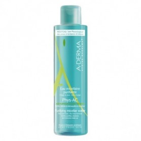 A-DERMA Phys-ac Acqua Micellare 200ml Purificante