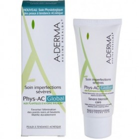A-Derma Phys-ac Global Trattamento Anti Imperfezioni Severe 40ml
