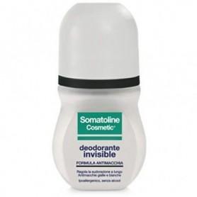 Somatoline Cosmetic Deodorante Invisibile Roll On 50ml