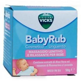 Vicks Babyrub 50g