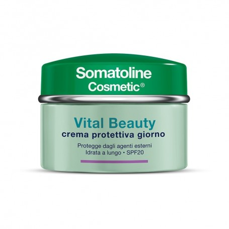 Somatoline Cosmetic Viso Vital B Crema Giorno 50ml