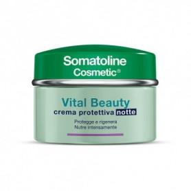 Somatoline Cosmetic Viso Vital Beauty Notte 50ml