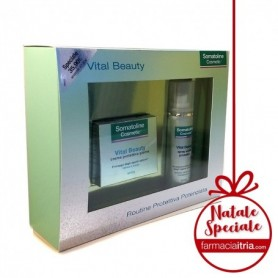 Somatoline Viso Vital Beauty Giorno + spray Regalo di Natale 2018