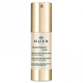 Nuxe Nuxuriance Gold Serum Nutri Revitalisant Siero Nutri Rivitalizzante