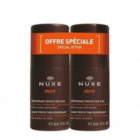 Nuxe Men Duo Deodorante Protezione 24h CONFEZIONE DOPPIA