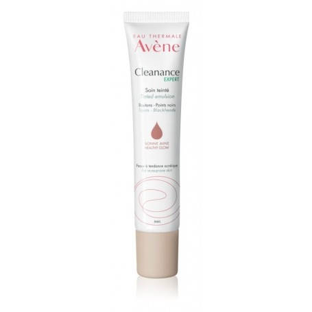 Avene Cleanance Expert Color crema colorata pelli grasse a tendenza acneica