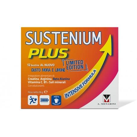 Sustenium Plus Limited Edition Mora e Limone 12 buste