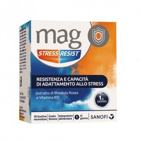 Mag Stress Resist Stick 30 bustine stress e nervosismo