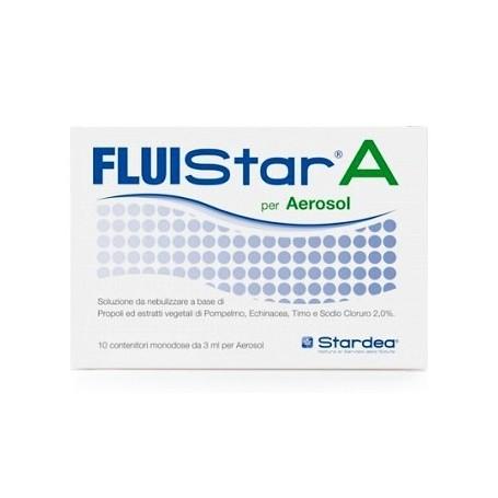 Fluistar A 10 monodose Aerosol