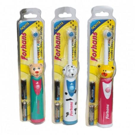 Forhans Spazzolino Power Kids spazzolino elettrico bambini