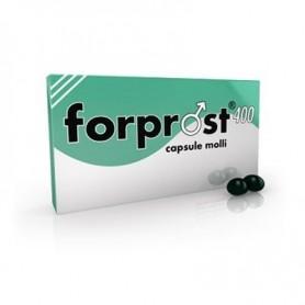 Forprost 400 15 Capsule Molli Prostatite