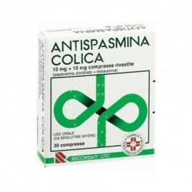 Antispasmina Colica 30 compresse rivestite Coliche e Spasmi Addominali