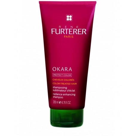 Rene Furterer Okara Color Shampoo 200ml Capelli Colorati