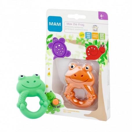 Mam Dentaruolo Max The Frog Gengive Bambini